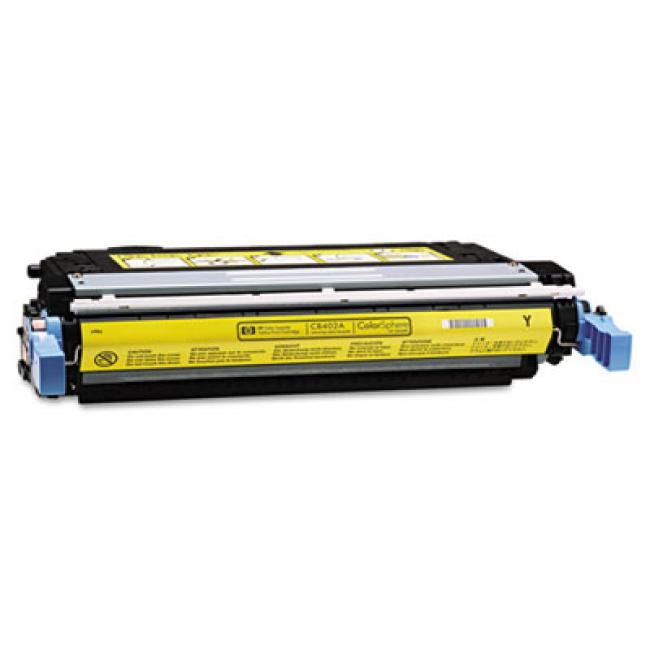 HP CB402A [Y] #No.642A kompatibilis toner [3 év garancia] (ForUse)