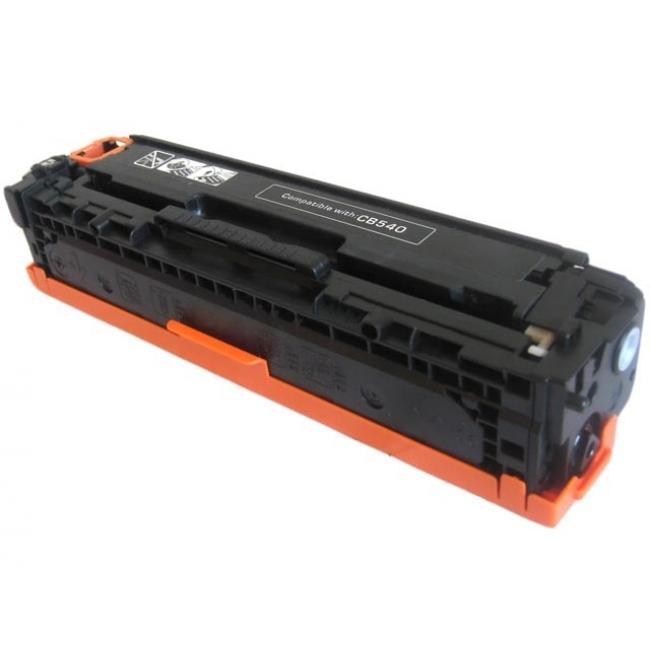 HP CB540A [BK] #No.125A kompatibilis toner [3 év garancia] (ForUse)