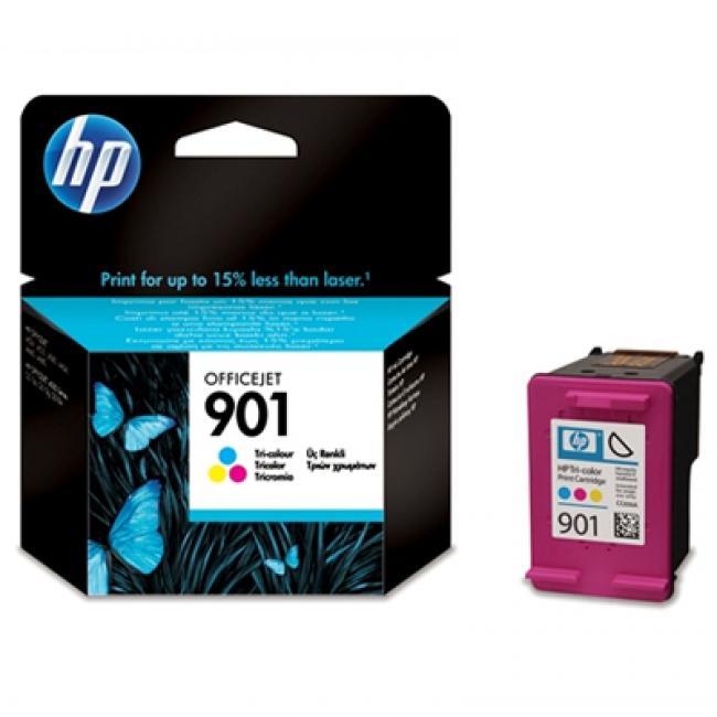 HP CC656AE [Col] #No.901 tintapatron (eredeti, új)