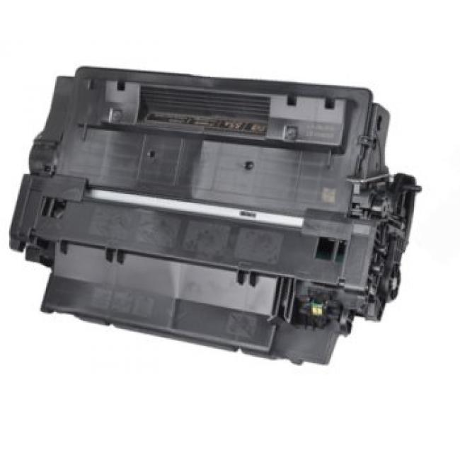 HP CE255X #No.55X kompatibilis toner [12,5k] [3 év garancia] (ForUse)