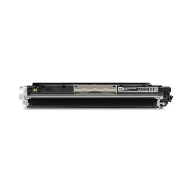 HP CE310A [BK] #No.126A kompatibilis toner [3 év garancia] (ForUse)