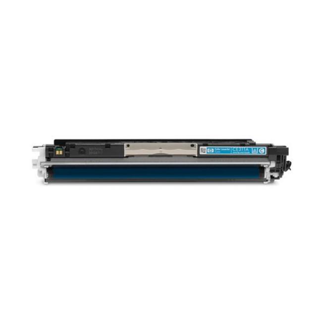 HP CE311A [C] #No.126 kompatibilis toner [3 év garancia] (ForUse)