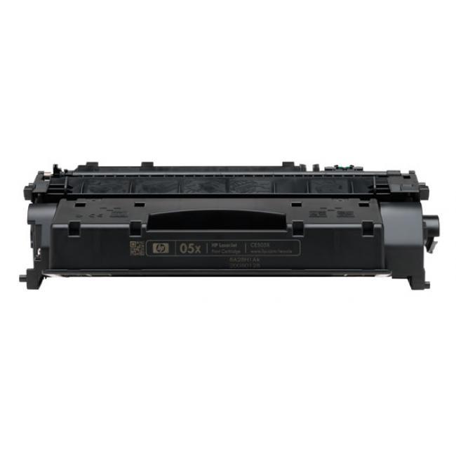 HP CE505X / CF280X #No.05X / 280X kompatibilis Prémium toner [3 év garancia] (ForUse)