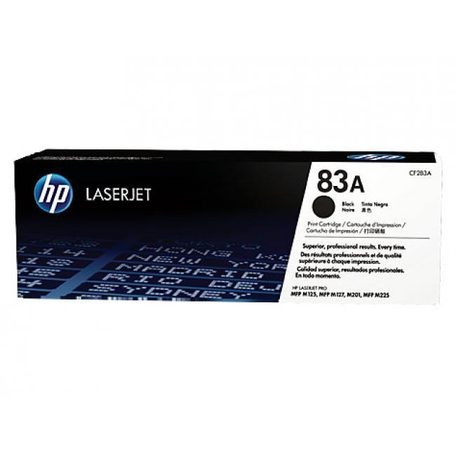 HP CF283A #No.83A toner (eredeti, új)