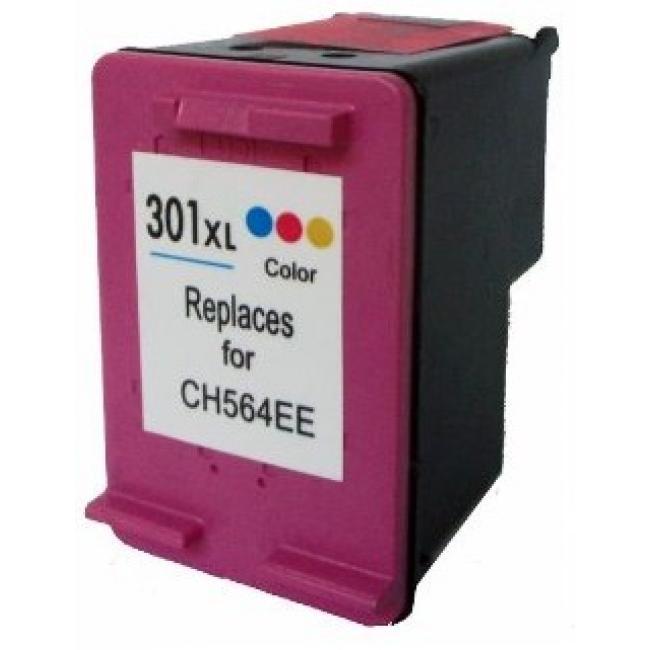 HP CH564EE [Col] #No.301 XL tintapatron (ForUse)