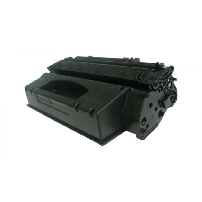 HP Q7553X #No.53X kompatibilis toner [3 év garancia] (ForUse)