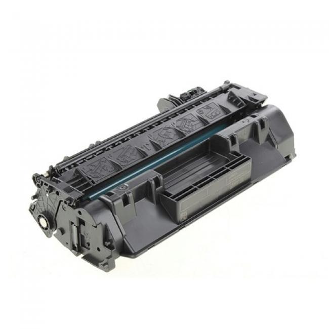 HP CF280A #No.80A kompatibilis toner [3 év garancia] (ForUse)