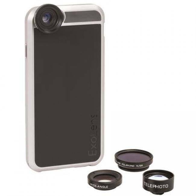 ExoLens® készlet iPhone 6/6s készülékekhez (4 lencsével), FELLOWES