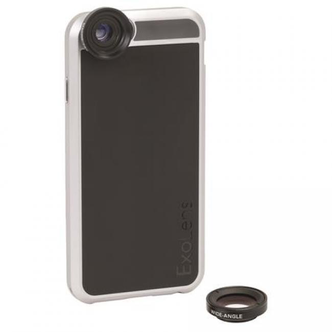 ExoLens® készlet iPhone 6/6s készülékekhez (2 lencsével), FELLOWES