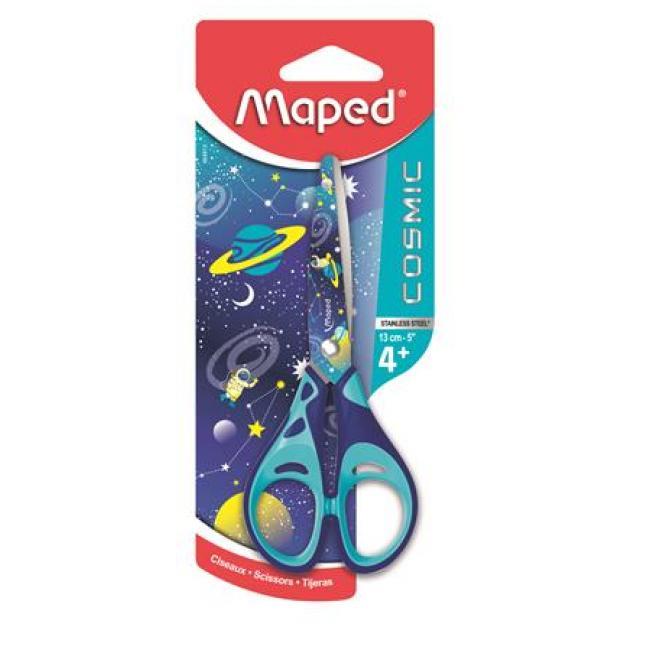 Olló, iskolai, 13 cm, MAPED