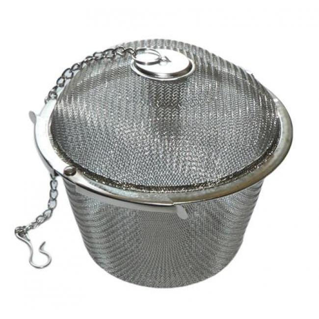 Teatojás, fém, 6,5 cm