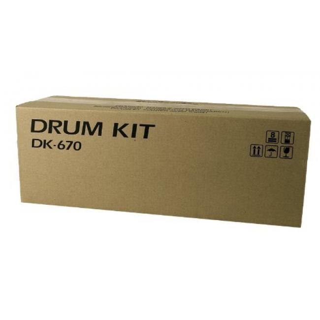Kyocera DK-670 DRUM [Dobegység] (eredeti, új)