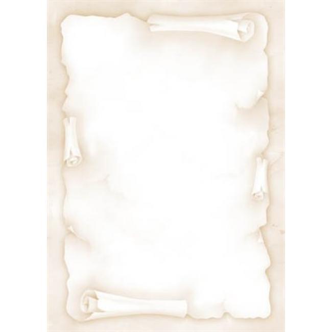 Előnyomott papír, A4, 90 g, APLI, pergamen hatású [20 lap]