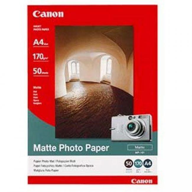MP-101 Fotópapír, tintasugaras, A3, 170 g, matt, CANON [40 lap]