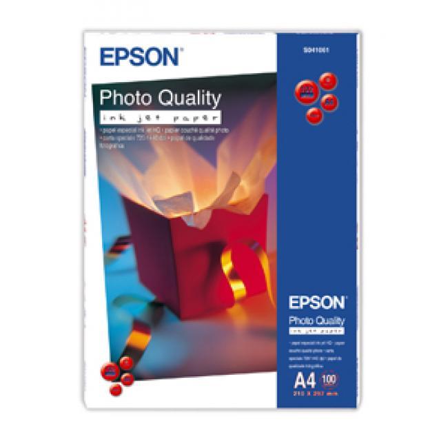 S041061 Fotópapír, tintasugaras, A4, 102 g, matt, EPSON [100 lap]