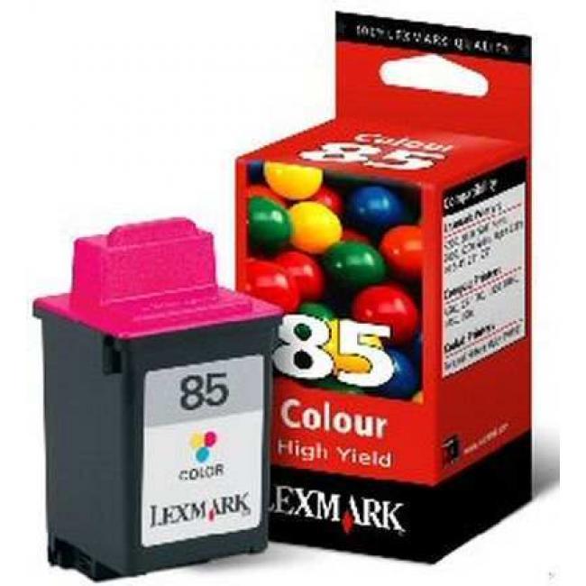 Lexmark 12A1985 [Col] #No.85 tintapatron (eredeti, új)