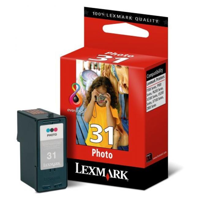 Lexmark 18C0031 [Ph] #No.31 tintapatron (eredeti, új)
