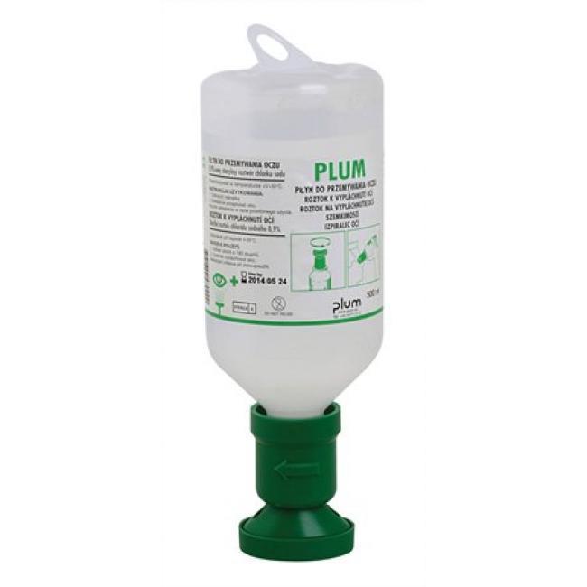 Szemöblítő folyadék, 500 ml, PLUM