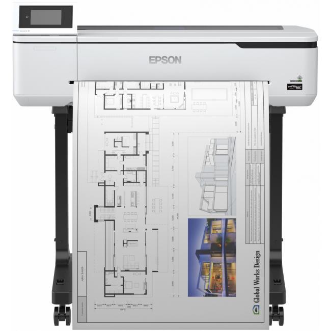 Epson SureColor SC-T3100 (Hálózat+WiFi) tintasugaras [A1] CAD nyomtató