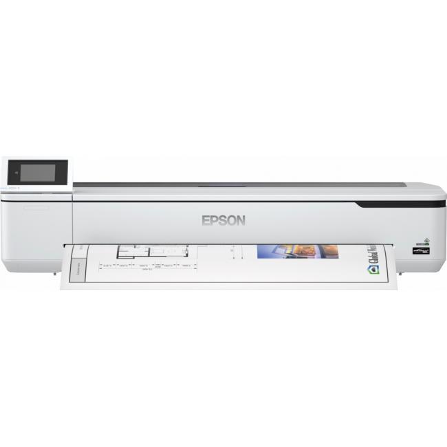 Epson SureColor SC-T5100N (Hálózat+WiFi) tintasugaras [A0] CAD nyomtató