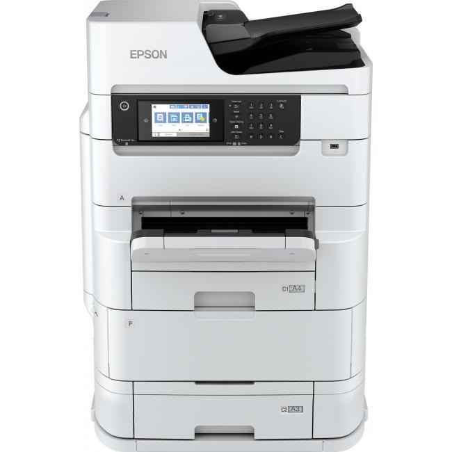 Epson WorkForce PRO WF-C879RDTWF multifunkciós A3 tintasugaras nyomtató