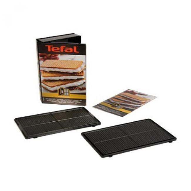 Ostyasütőlap - Tefal, XA800512 WAFFERS BOX