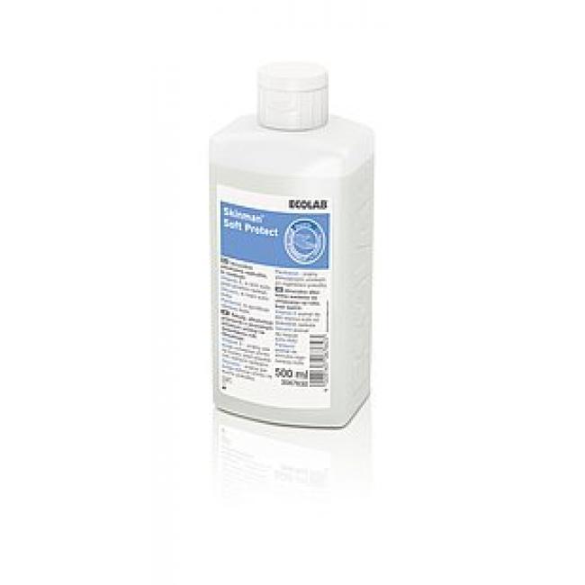 Fertőtlenítő Skinman soft Protekt FF 500 ml hig. kézf. és seb-i bemosakodó