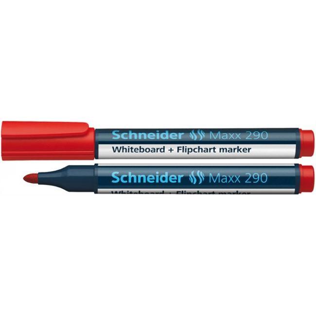Tábla- és flipchart marker, 2-3 mm, kúpos, SCHNEIDER