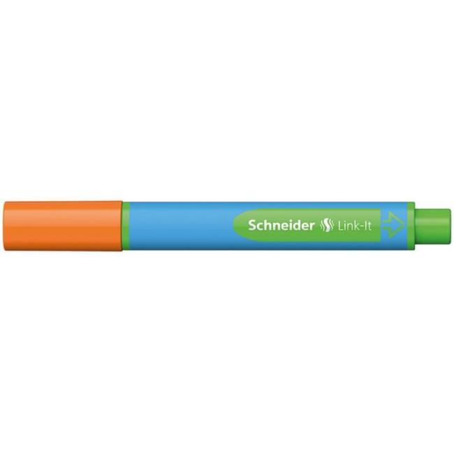 Golyóstoll, 0,7 mm, SCHNEIDER