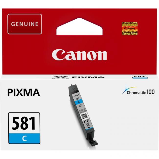 Canon CLI-581 [Cyan] tintapatron (eredeti, új)