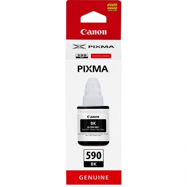 Canon GI-590 [BK] tintatartály (eredeti, új)
