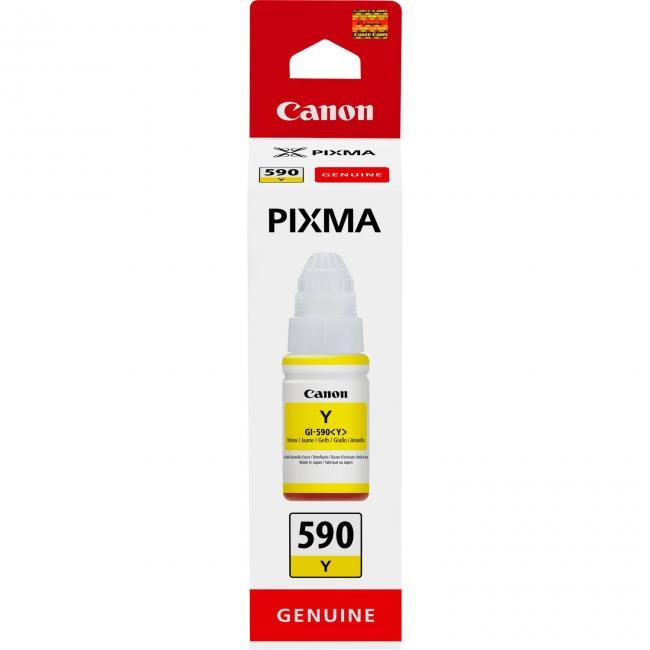 Canon GI-590 [Y] tintatartály (eredeti, új)