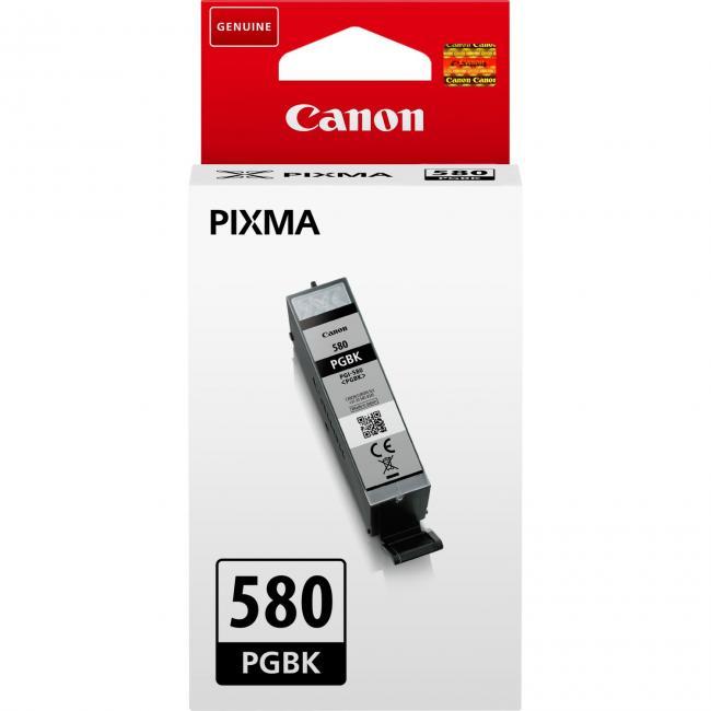 Canon PGI-580 [Bk] tintapatron (eredeti, új)