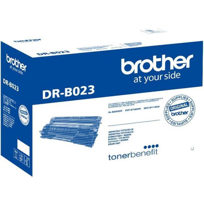 Brother DR B023 Drum [Dobegység] (eredeti, új)