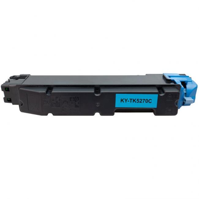 Kyocera TK-5270 [C] kompatibilis toner [3 év garancia] (ForUse)