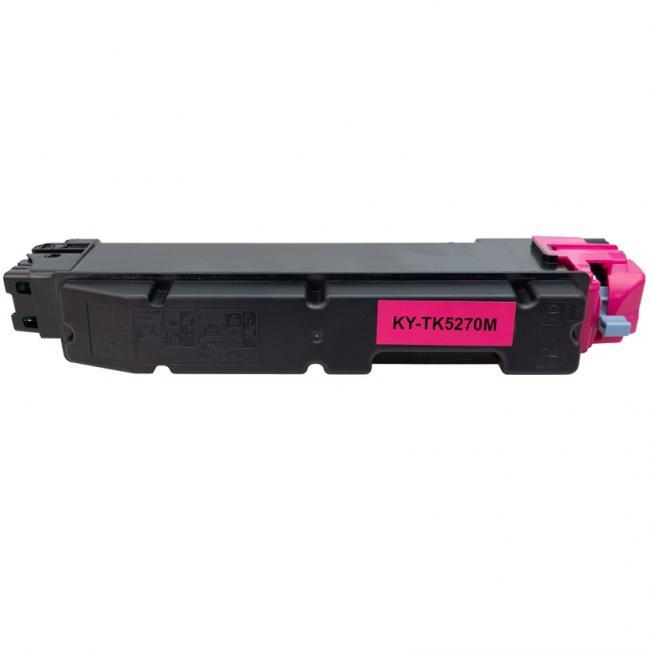 Kyocera TK-5270 [M] kompatibilis toner [3 év garancia] (ForUse)