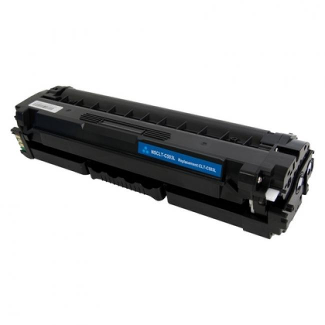 Samsung SLC 3010/3060 [C] kompatibilis toner [5k] CLT-C503L [3 év garancia] (ForUse)