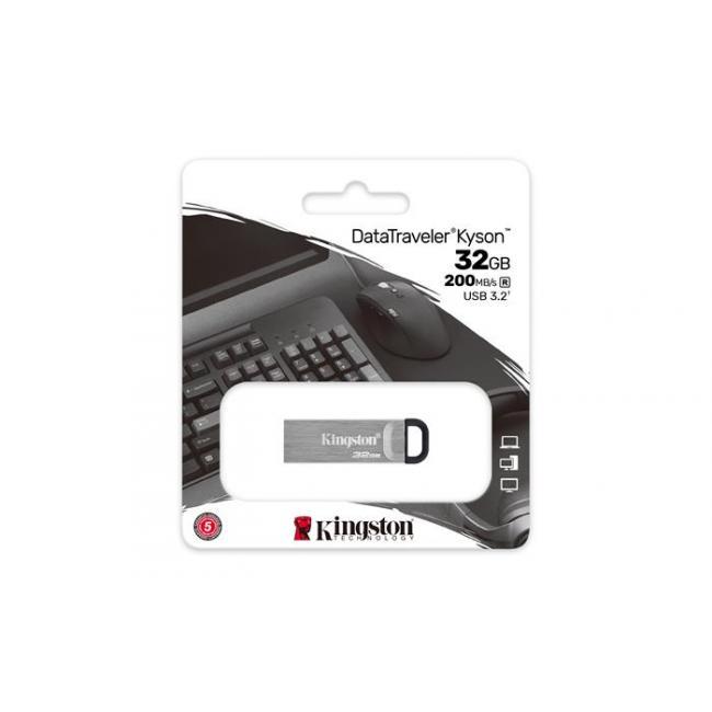 Pendrive, 32GB, USB 3.2, KINGSTON