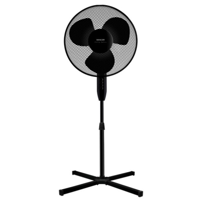 Ventilátor álló 40cm - Sencor, SFN4031BK