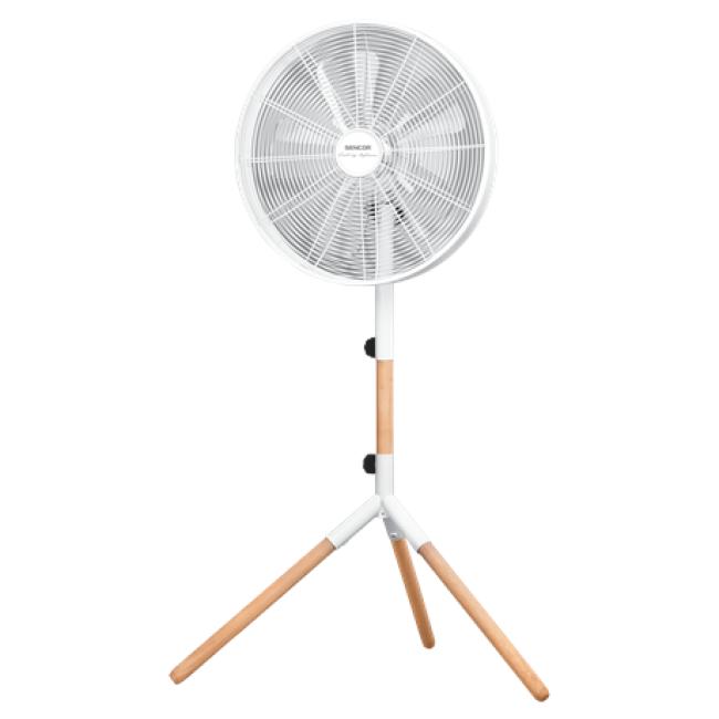 Ventilátor álló 40cm - Sencor, SFN4080WH