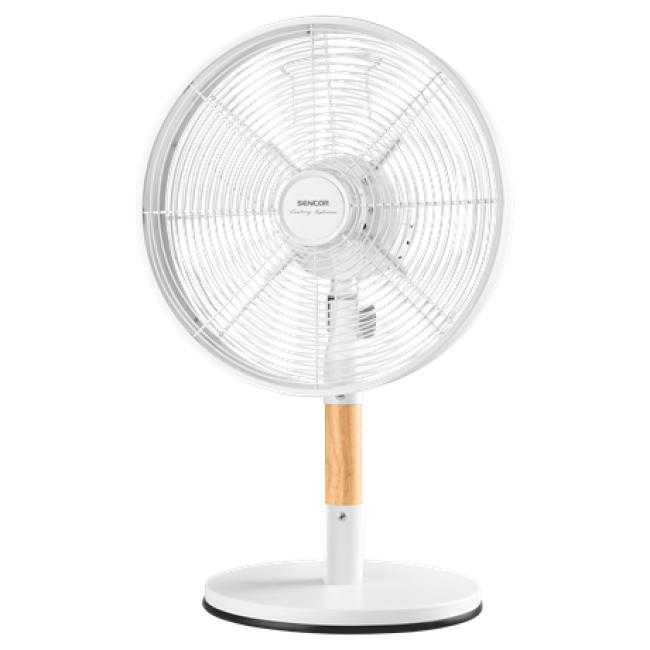 Ventilátor asztali 30cm - Sencor, SFE3080WH