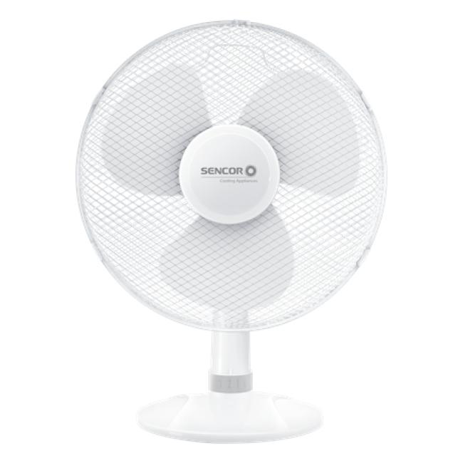 Ventilátor asztali 40cm - Sencor, SFE4037WH