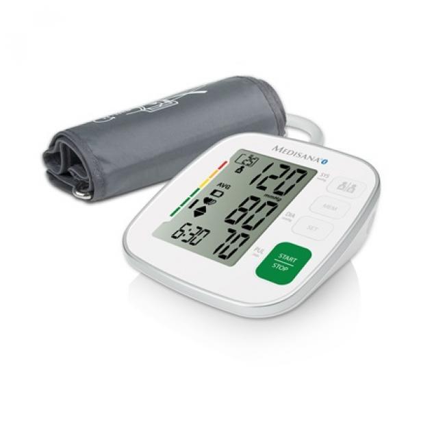 Vérnyomásmérő felkaros okos - Medisana, BU 540