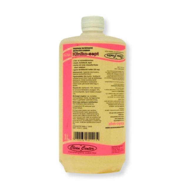 Fertőtlenítő Kliniko-sept 1 L szappan