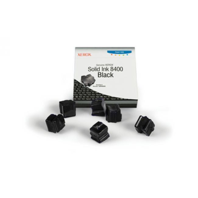 Xerox Phaser 8400 [108R608] 6db Bk toner (eredeti, új)