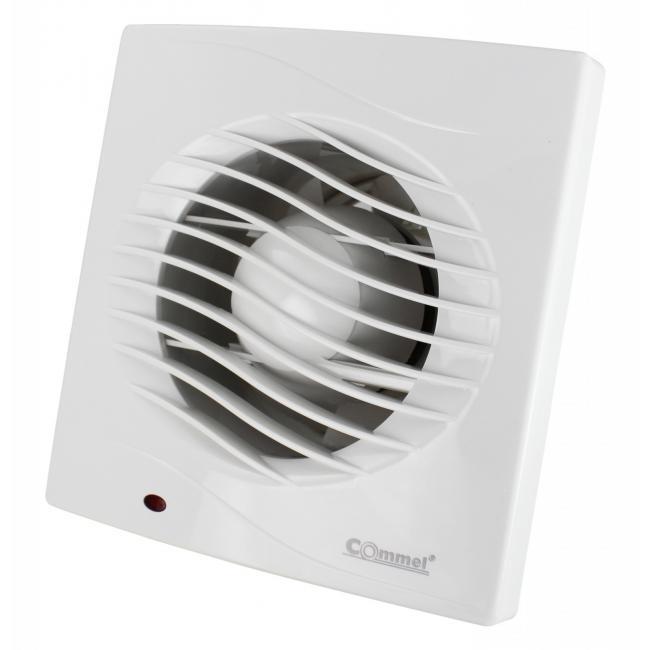 ANCO Fali elszívó ventilátor 12W, 98mm, időzitővel