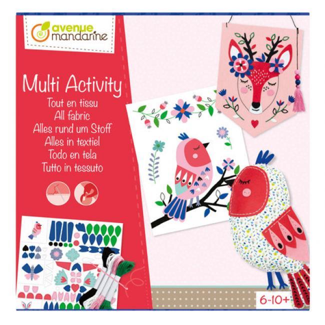 Avenue Mandarine KC085C Nagy Kreatív doboz Varrás,Ragasztás
