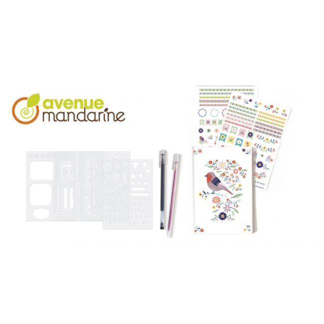 Avenue Mandarine KC108C Kreatív Napló
