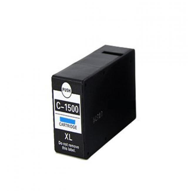Canon PGI-1500 XL [C] kompatibilis tintapatron (Foruse)