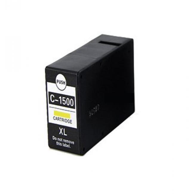 Canon PGI-1500 XL [Y] kompatibilis tintapatron (Foruse)